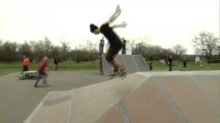 preview picture of video 'Leszarom Skate Jam Szolnok 2010. Hungary'
