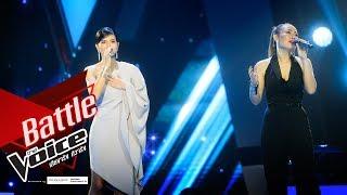 นัท VS พลอย - ที่ว่าง - Battle - The Voice Thailand 2019 - 2 Dec 2019