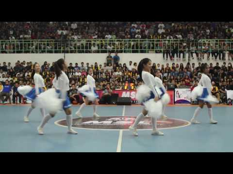Mizoram Super League 2016 Final || TBL & TKS Cheerleaders