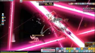 [Global MapleStory] Hayato crits bosses (Battoujutsu Zankou)