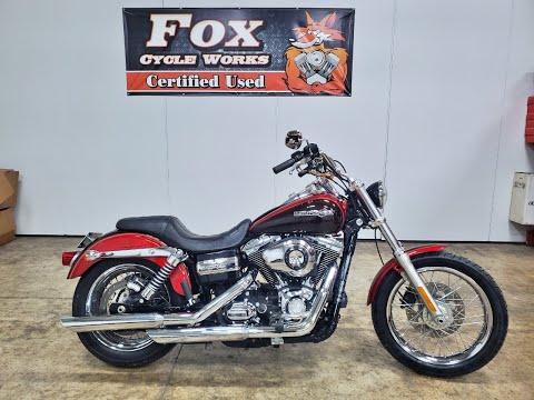 2013 Harley-Davidson Dyna® Super Glide® Custom in Sandusky, Ohio - Video 1