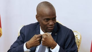 video: Exclusive: Haitian president defends himself against corruption allegations as he begins rule by decree