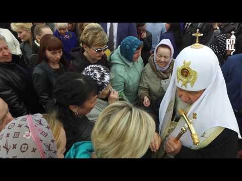Пасха 2017 год в храме христа спасителя смотреть