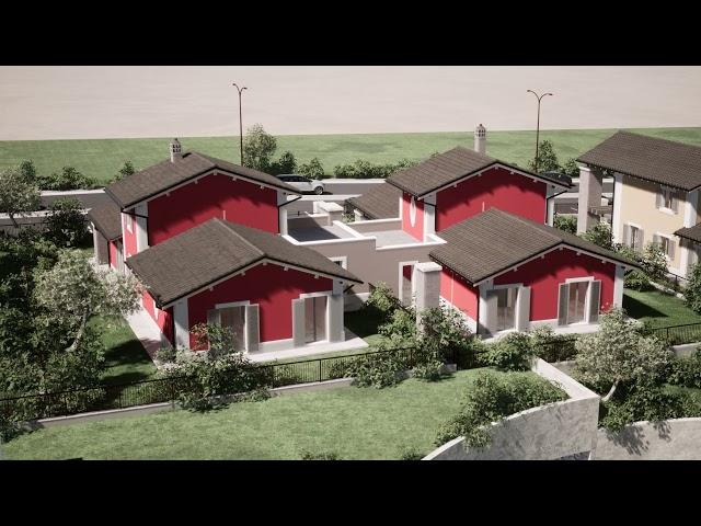 Ville a Cospea - Terni