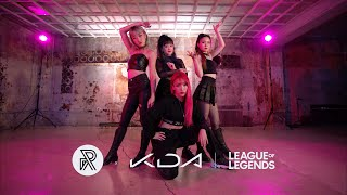 K/DA - THE BADDEST | PREPIX STUDIO | League of Legends