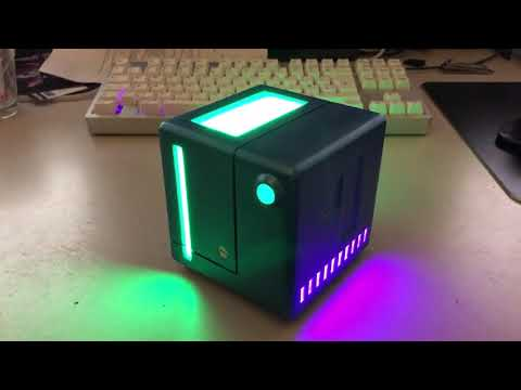 HoloCube Demonstration
