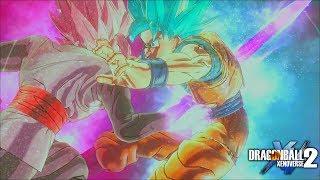 Best Goku Black Skillset and Transformation - Dragon Ball Xenoverse 2 Mods