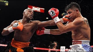 OVERCOMING THE SOUTHPAWS 'ADVANTAGE' (FLOYD MAYWEATHER EXAMPLE)