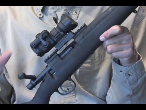 Remington's Light Tactical Rifle