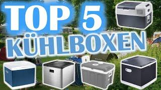 TOP 5 KÜHLBOXEN | Welche ist die beste mobile Kühlbox 2021?