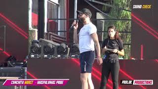 Conchita Wurst   Sound Check Maspalomas Pride 2019