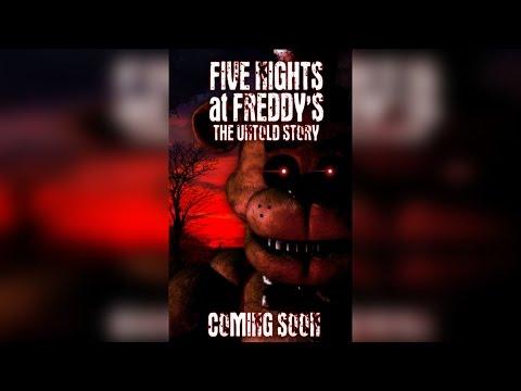 Nueva Imagen | Five Nights At Freddy´s La Novela