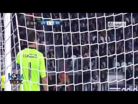 أهداف مباراة يوفنتوس 2-2 ريال مدريد 5/11/2013 رؤوف خليف