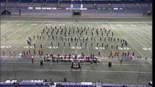 Conzentric Circles(Multi-Cam) - The Woodlands College Park HS Marching Band 2008