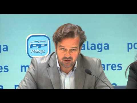 El PP critica a la Junta por la suciedad que acumulan los cauces de la provincia