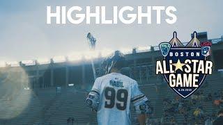 Team USA vs MLL All-Stars Highlights 2018