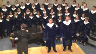 Nordic Choir - Ride Up in the Chariot - arr. Brandon Waddles