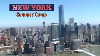 Summer ESL Camp in New York for Juniors 8 to 17