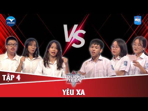 Trường Teen 2020 Tập 4 | THPT chuyên Ngoại ngữ - Hà nội vs THPT Hoàng Văn Thụ - Hà Nội