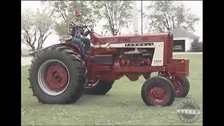 First Farmall 806 Diesel Off The Assembly Line! International Harvester Classic Tractor Fever