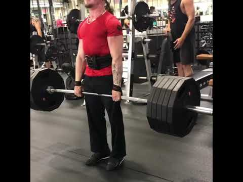 495 lbs for 2 reps at 155 lbs bodyweight, getting stronger day by day. Book with me if you want to be stronger, leaner, and healthier