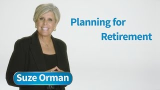 Learn What Your Retirement Benefit Could be | Suze Orman