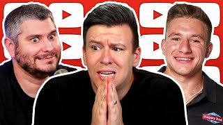 This is A Serious Problem!!! Ethan Klein, SteveWillDoIt, NELK, xQc, Adin Ross & More of Today's News