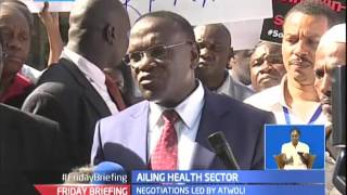 Doctor's strike enters its 68th day as many Kenyans continue to suffer