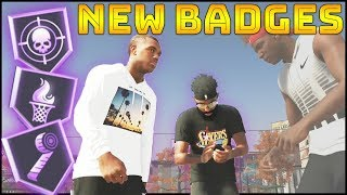Dion & Trent Get HOF Badges And We CAN'T BE STOPPED! (NBA 2K20 Park)