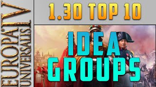 Best Idea Groups in Europa Universalis IV