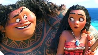 Disney's MOANA - You're Welcome - Movie Clip (Maui's Song, 2016)