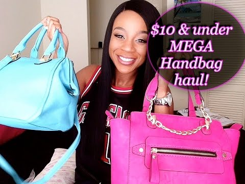 ~*FAB ALERT*~_$10&UNDER HANDBAG HAUL!_FAB FINDS SERIES:)