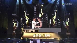 第三十三屆香港電影金像獎頒獎典禮 最佳男主角 張家輝【激戰】