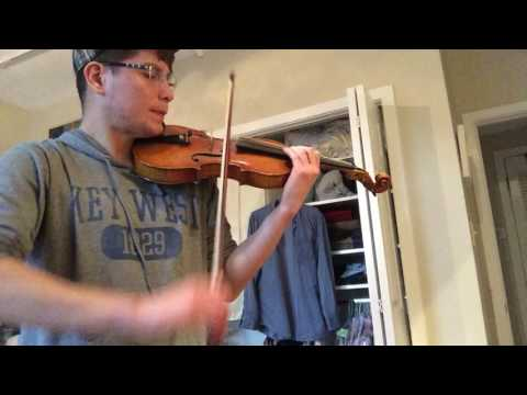She Loves Me by Jerry Bock, Violin Overture Solo