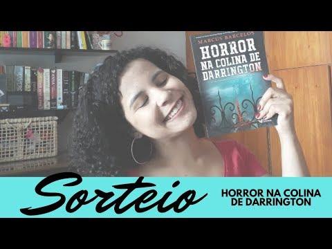 SORTEIO: HORROR NA COLINA DE DARRINGTON | Livraneios