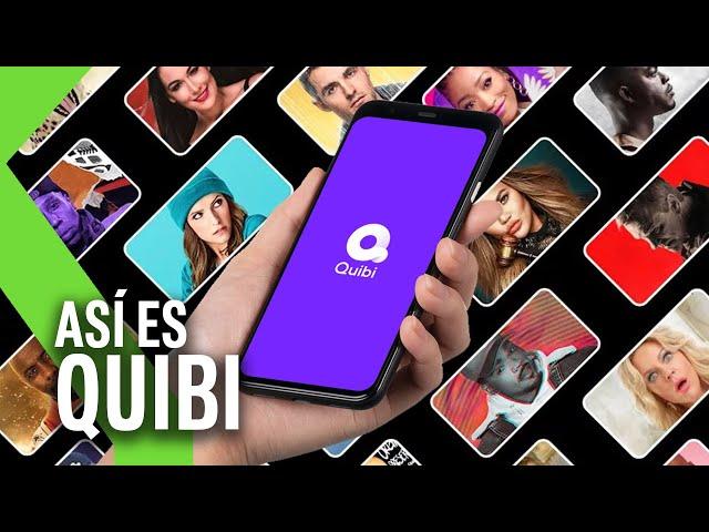 ASÍ es QUIBI: El NETFLIX en VERTICAL de las series ULTRABREVES para ver en tu TELÉFONO