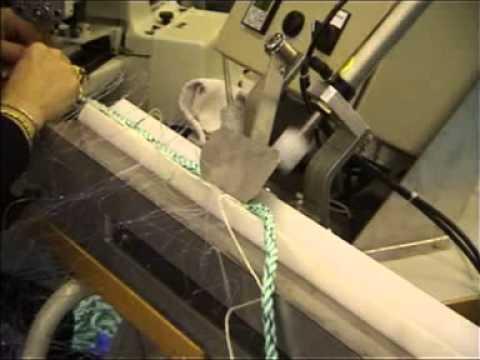 comment reparer filet de peche