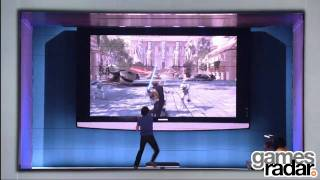 We make fun of the three-hour Kinect reveal