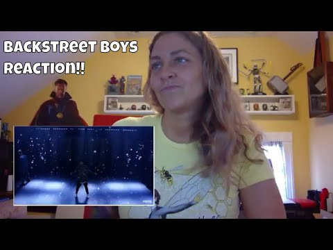 Backstreet Boys - Don't Go Breaking My Heart (Official Music Video) REACTION!