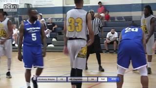 ECBL:  Playoffs 2018 Northern Conference Championship - Hickory Hoyas vs. NC Coyotes