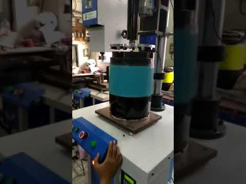 Servo Position Spin Welding Machine
