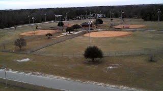 Syma X5C Quadcopter - Larry Doby Sports Complex - Camden, South Carolina