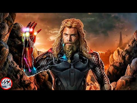 Top 5 Avengers Who Could Snap Instead Of Tony Stark [Explained In Hindi] | SuperHero Talks