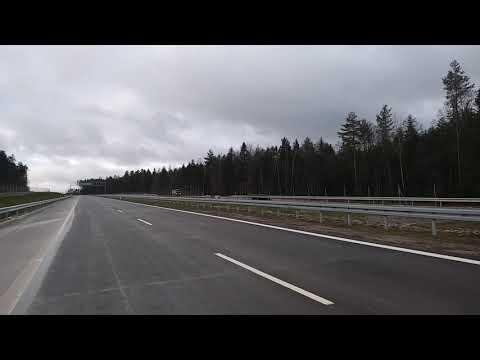 Przejazd Trasą Główną km od 2+300 do 2+700