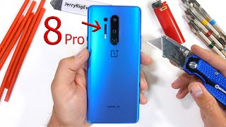 OnePlus 8 Pro Durability Test - a bit more than you might think