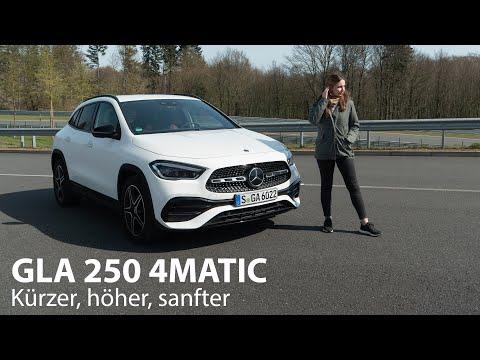 2020 Mercedes-Benz GLA 250 4MATIC (H 247) Test / Kürzer, höher, ... sanfter - Autophorie