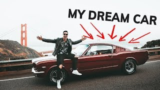 1965 Mustang Fastback | Buying My Dream Car (THE FULL STORY)