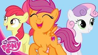 Мультфильм Дружба - это чудо про Пони - Полёт к финишу