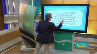 Kur'an Öğreniyorum 2. Sezon 20.Bölüm | İdğam-ı Bila Ğunne (Gunnesizidgam)