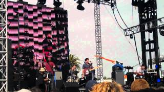 "The Antlers ""Rolled Together"" Live at Treasure Island Music Festival 2011"